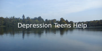 Logo for Depression Teens Help CIC